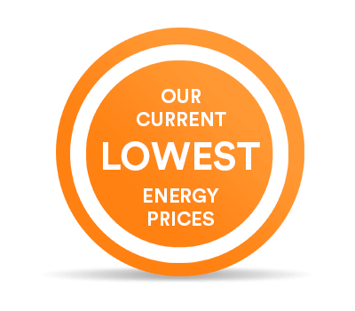 Our current lowest energy prices